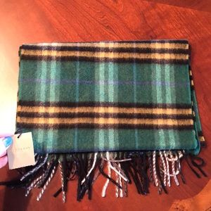 Men's Burberry Scarf